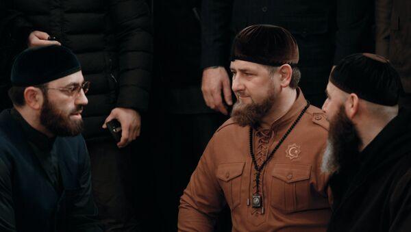 Glava Chechenskoy respubliki Ramzan Kadыrov - Sputnik Oʻzbekiston
