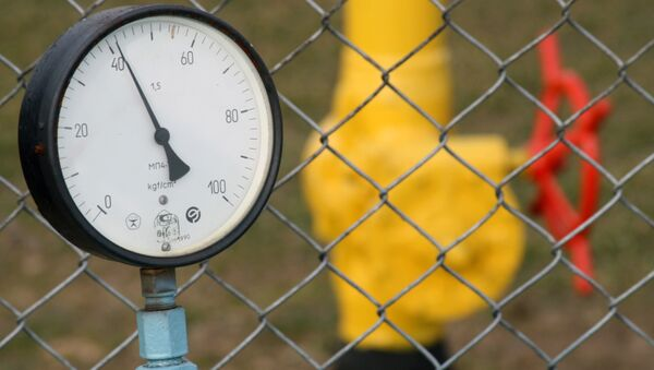 Газовая компрессорная станция  - Sputnik Узбекистан