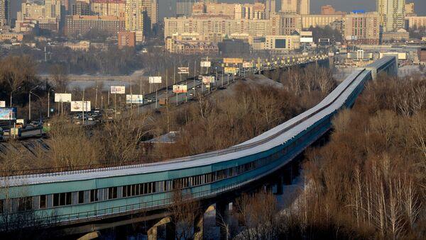 Город Новосибирск - Sputnik Узбекистан