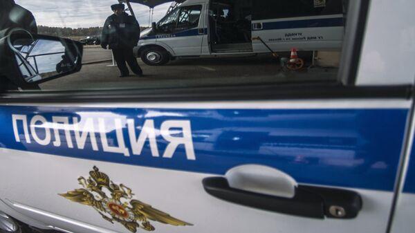 Полиция России - Sputnik Узбекистан