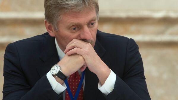 Пресс-секретарь президента РФ Дмитрий Песков - Sputnik Узбекистан