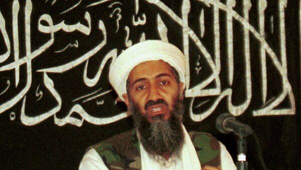 Al-Qoida yetakchisi Usama bin Lodin - Sputnik Oʻzbekiston