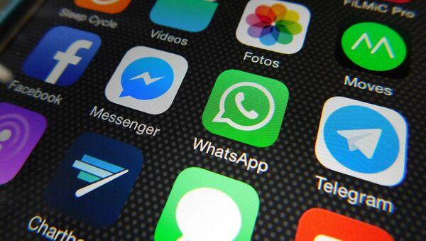Whatsapp, Facebook Messenger, Telegram, Messages - Sputnik Oʻzbekiston