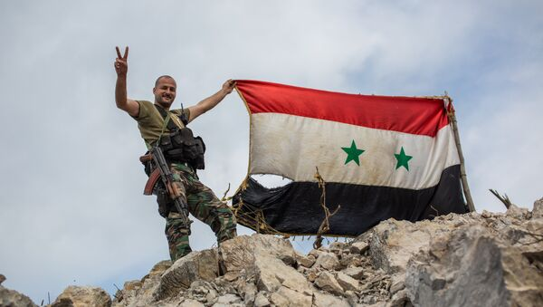 Военный конфликт в Сирии - Sputnik Узбекистан