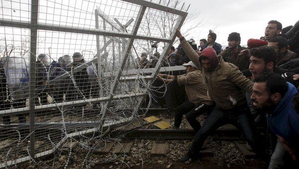 Migrantlar - Sputnik Oʻzbekiston