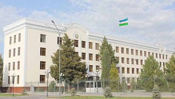 Хокимият Самаркандской области - Sputnik Узбекистан