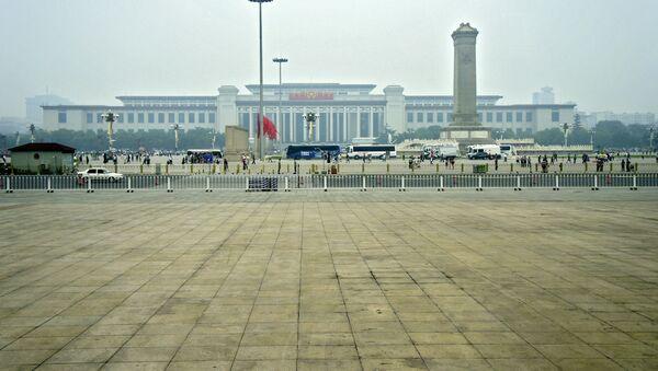 Национальный музей Китая в Пекине - Sputnik Ўзбекистон