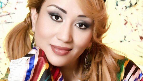 Xonanda Shahnozabonu - Sputnik Oʻzbekiston