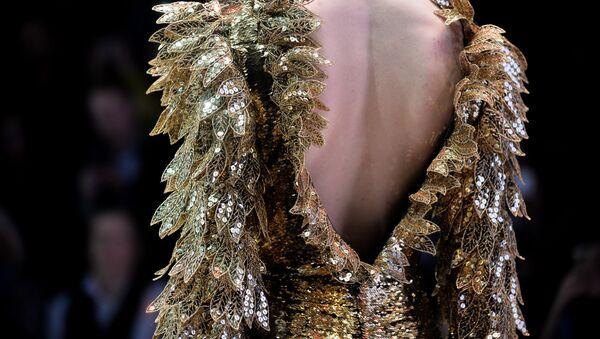 Неделя моды Mercedes-Benz Fashion Week Russia. День второй - Sputnik Узбекистан