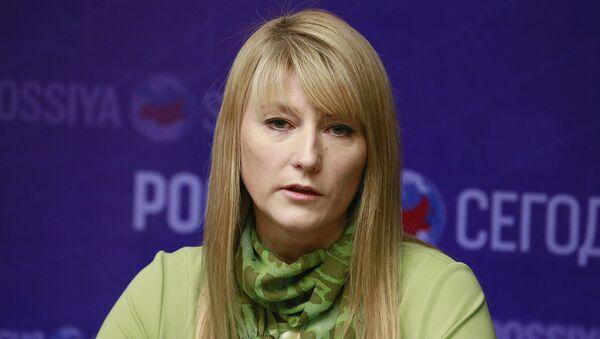 Олимпийская чемпионка Светлана Журова - Sputnik Узбекистан