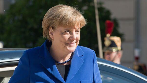 Germaniya kantsleri Angela Merkel - Sputnik Oʻzbekiston