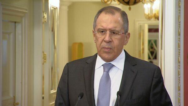 Sergey Lavrov: Ne dlya togo, chtobы kto-to nas poxvalil - Sputnik Oʻzbekiston
