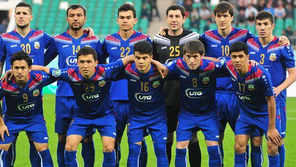 Bunyodkor FK - Sputnik Oʻzbekiston