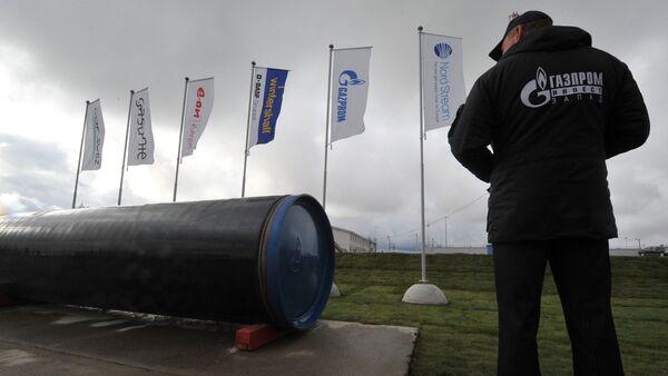 Пуск в эксплуатацию второй ветки газопровода Северный поток - Sputnik Ўзбекистон
