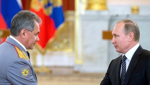 Кремлда бўлиб ўтган тақдирлаш маросими - Sputnik Ўзбекистон