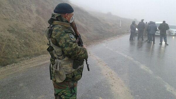 Ситуация на узбекско-кыргызской границе - Sputnik Ўзбекистон
