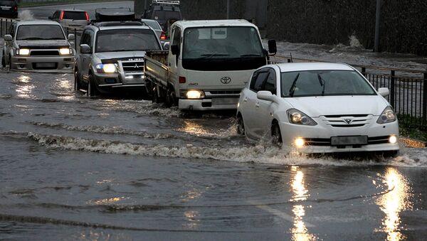 Потоп - Sputnik Узбекистан