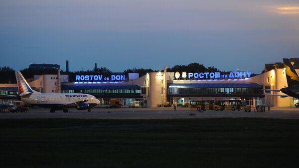 Rostov-na-Donudagi xalqaro aeroport - Sputnik Oʻzbekiston