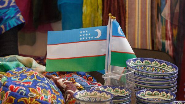 Выставка образцов прикладного искусства Узбекистана - Sputnik Узбекистан