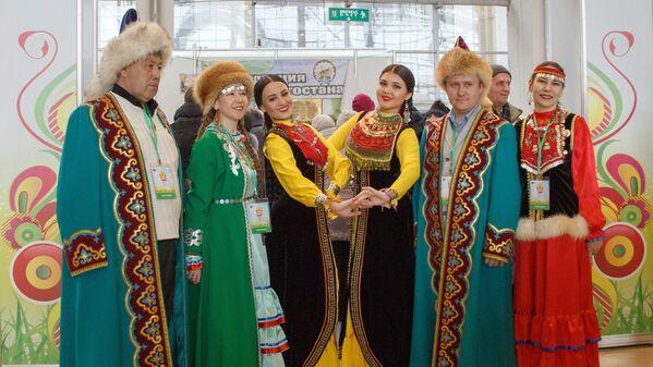 Представители Башкордостана на празднике Навруз в Москве - Sputnik Узбекистан