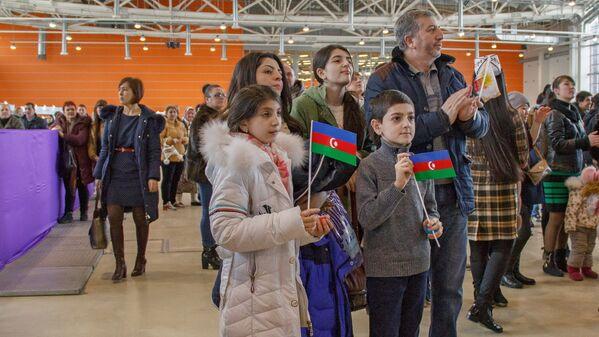 Гости праздника Навруз в Москве - Sputnik Узбекистан