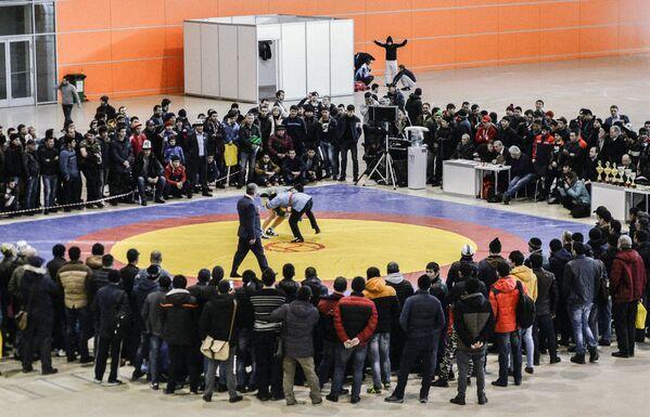 Московский общегородской праздник Навруз - Sputnik Узбекистан
