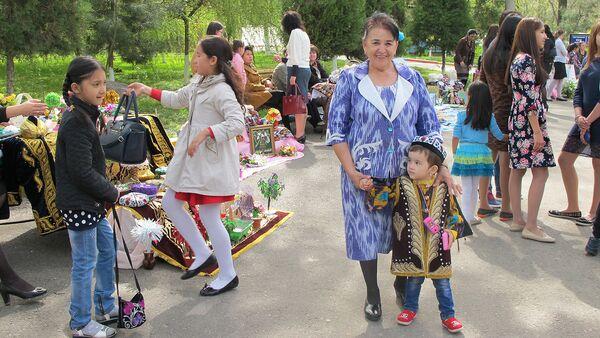 Prazdnovaniye Navruza v Tashkente - Sputnik Oʻzbekiston