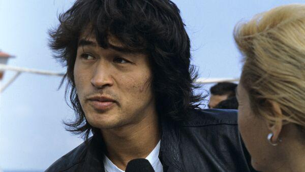 Лидер рок-группы Кино Виктор Цой - Sputnik Узбекистан