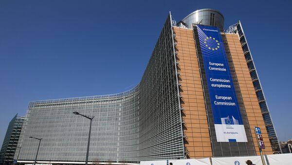 Брюсселдаги Еврокомиссия биноси - Sputnik Ўзбекистон
