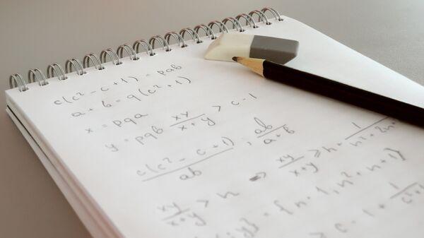Математические формулы - Sputnik Узбекистан