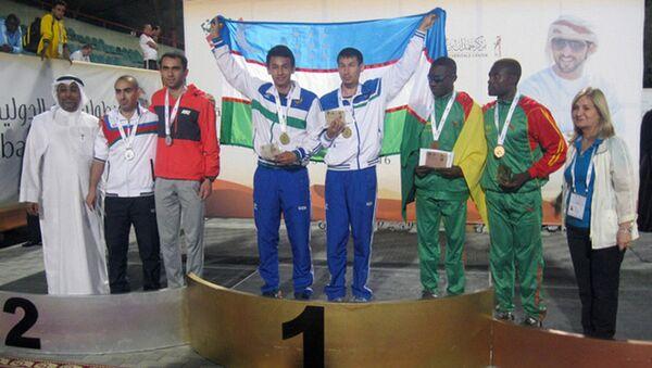 Легкоатлеты-паралимпийцы привезли 11 медалей из Дубая - Sputnik Узбекистан