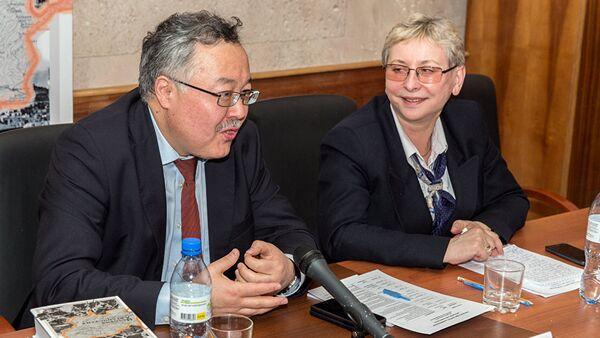 Султан Акимбеков, директор Института мировой экономики и политики - Sputnik Узбекистан