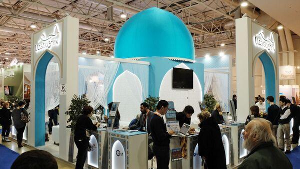 Стенд Узбекистана на Московской туристической выставке Mitt Путешествия и туризм - Sputnik Узбекистан