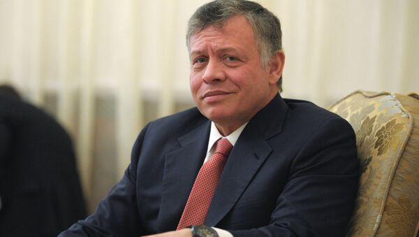 Король Иордании Абдалла II - Sputnik Узбекистан