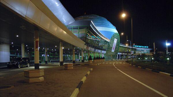 Аэропорт Астаны - Sputnik Узбекистан