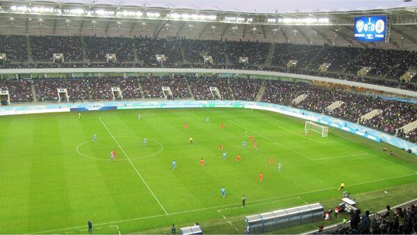 Сборная Узбекистана по футболу минимально обыграла Бахрейн - Sputnik Узбекистан