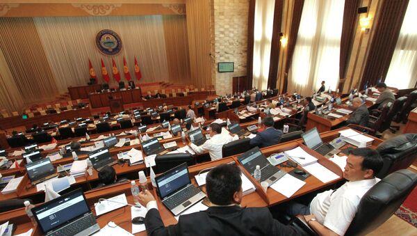 Deputatы parlamenta Kыrgыzstana - Sputnik Oʻzbekiston