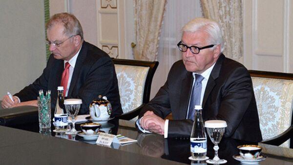 Frank-Valter Shtaynmayer - Sputnik Oʻzbekiston