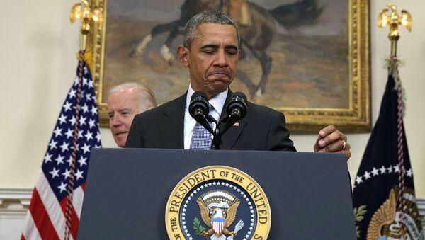 Барак Обама. АҚШ президенти - Sputnik Ўзбекистон