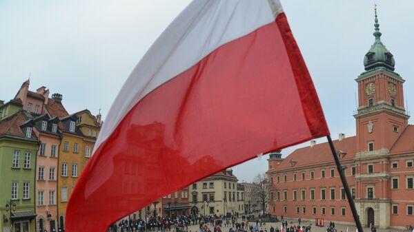 Флаг Польши - Sputnik Узбекистан
