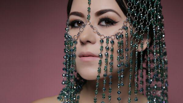 Узбекская певица Kamilla - Sputnik Узбекистан