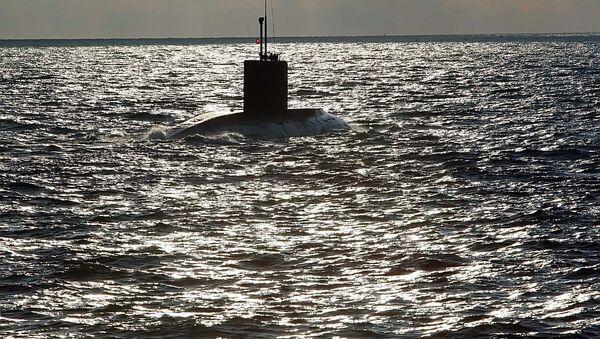 Подводная лодка - Sputnik Узбекистан