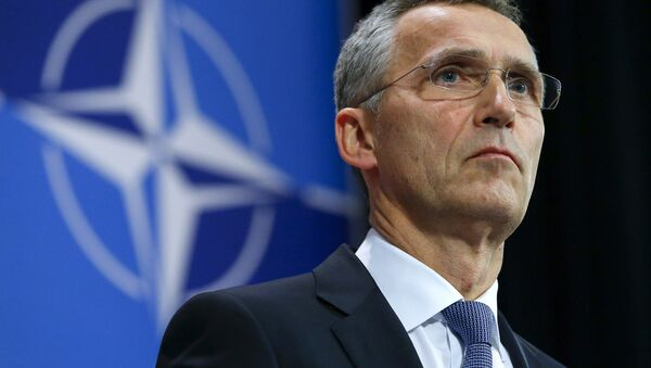 NATO bosh kotibi Yens Stoltenberg - Sputnik Oʻzbekiston