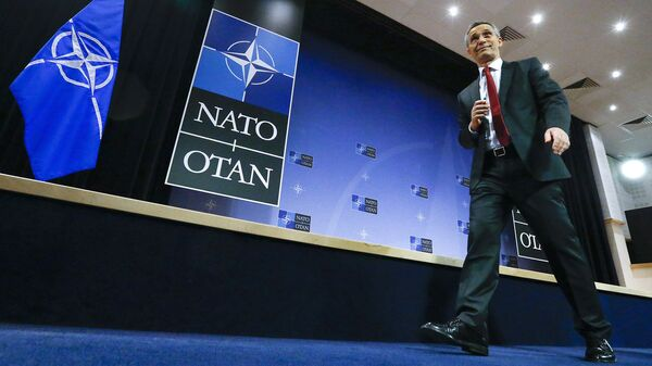 Generalnыy sekretar NATO Yens Stoltenberg  - Sputnik Oʻzbekiston