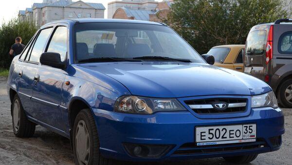 Daewoo Nexia avtomobili - Sputnik Oʻzbekiston