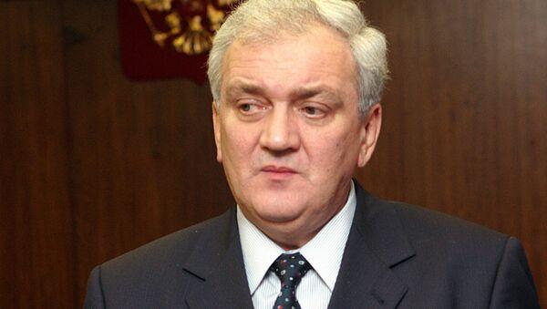 Россия ФХХ директори ўринбосари Сергей Смирнов - Sputnik Ўзбекистон
