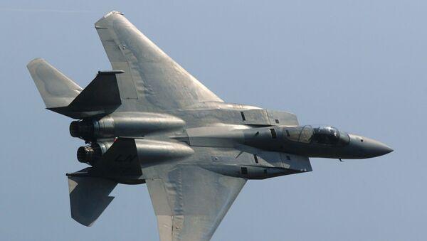 Amerikaning qiruvchi samolyoti - Sputnik Oʻzbekiston