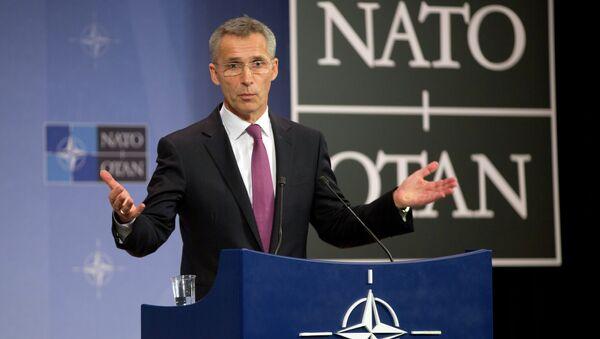 НАТО Бош котиби Йенс Столтенберг - Sputnik Ўзбекистон
