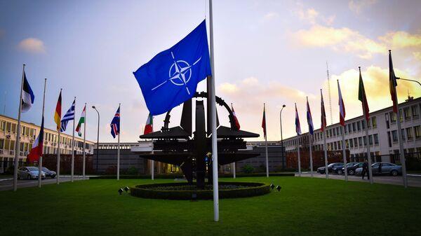 НАТОнинг штаб квартираси - Sputnik Ўзбекистон