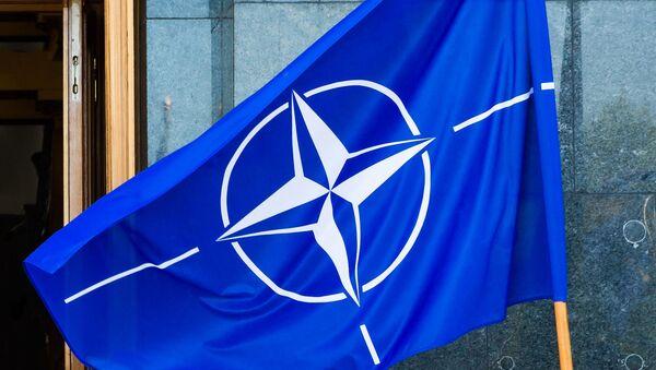 Flag NATO - Sputnik Oʻzbekiston